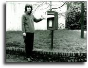 Posting a letter 2001