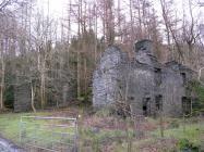 Bythynnod a chapel Chwarel Ratgoed Aberllefenni...