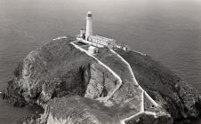 South Stack Lighthouse, Holyhead, Anglesey, 1981