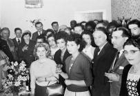Opening of the Ghana Club, Bute Street, Cardiff
