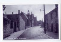 Cowbridge Grammar School, Church St. 1950s
