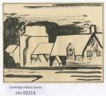 Holy Cross church, Cowbridge 1980s