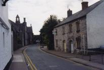 Church Street, Cowbridge 1990s