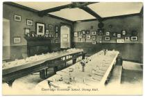 Cowbridge Grammar School dining hall