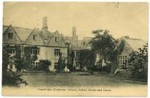 Cowbridge Grammar School school house