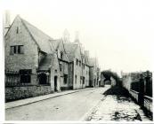 Cowbridge Grammar School, Church St ca 1910