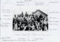 Y Bontfaen school, Cowbridge ca 1948