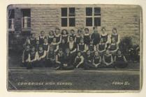 Cowbridge Girls' High School ca 1918