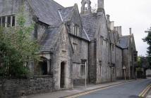 Cowbridge Grammar School, Church St. 2002