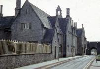 Cowbridge Grammar School, Church St ca 1966