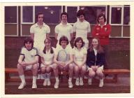 Cowbridge Girls' High School ca 1975