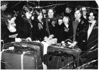 Cowbridge Girls' High School ca 1971