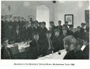 Cowbridge Grammar School dining hall 1966