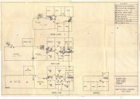 Cowbridge Grammar School boarding house plan