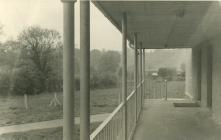 Cowbridge Grammar School classroom 1960s