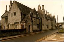 Cowbridge Grammar School, Church St 1986