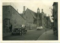 Cowbridge Grammar School, Church St 1960s