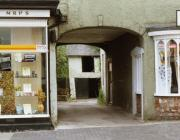 34 and 36 High St, Cowbridge - archway 2004