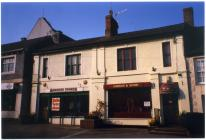50 and 52 Eastgate, Cowbridge 1999