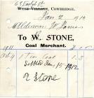 63 Eastgate, Cowbridge 1914
