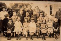 Y Bontfaen school, Cowbridge ca 1920
