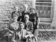 Y Bontfaen primary school teachers ca 1950
