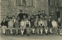Y Bontfaen school, Cowbridge ca 1970
