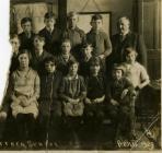 Y Bontfaen school, Cowbridge, April 1929