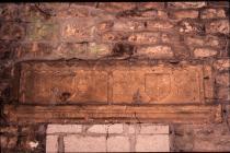 Stone lintel, Church St, Cowbridge 1998
