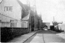Grammar School, Church St, Cowbridge ca 1940