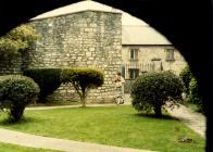 Church St, Cowbridge - fives court