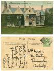 Cowbridge Grammar School ca 1906