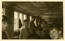 Cowbridge Grammar School workshop 1955