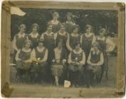 Cowbridge Girls' High School 1925