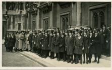 Cowbridge Girls' High School 1924