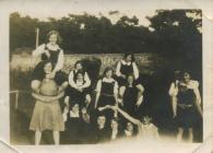 Cowbridge Girls' High School - boarders ca 1931