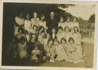 Cowbridge Girls' High School 1930