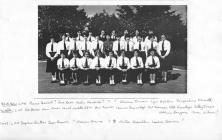 Cowbridge Girls' High School ca 1959