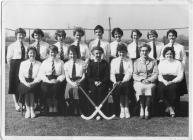 Cowbridge Girls' High School 1959