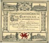 Y Bontfaen school, Cowbridge 1920