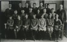 Y Bontfaen school, Cowbridge 1920s