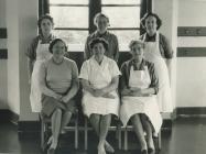 Y Bontfaen school, Cowbridge ca 1962