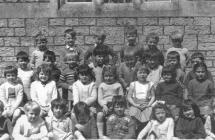 Y Bontfaen school, Cowbridge ca 1964