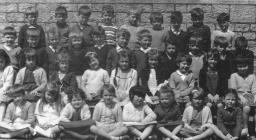 Y Bontfaen school, Cowbridge ca 1963