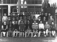 Y Bontfaen school, Cowbridge 1964
