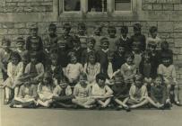 Y Bontfaen school, Cowbridge ca 1965