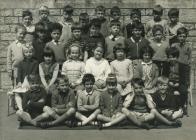 Y Bontfaen school, Cowbridge ca 1966