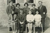 Y Bontfaen junior school, Cowbridge 1971