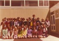 Y Bontfaen primary school, Cowbridge 1973