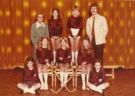 Y Bontfaen primary school, Cowbridge ca 1977